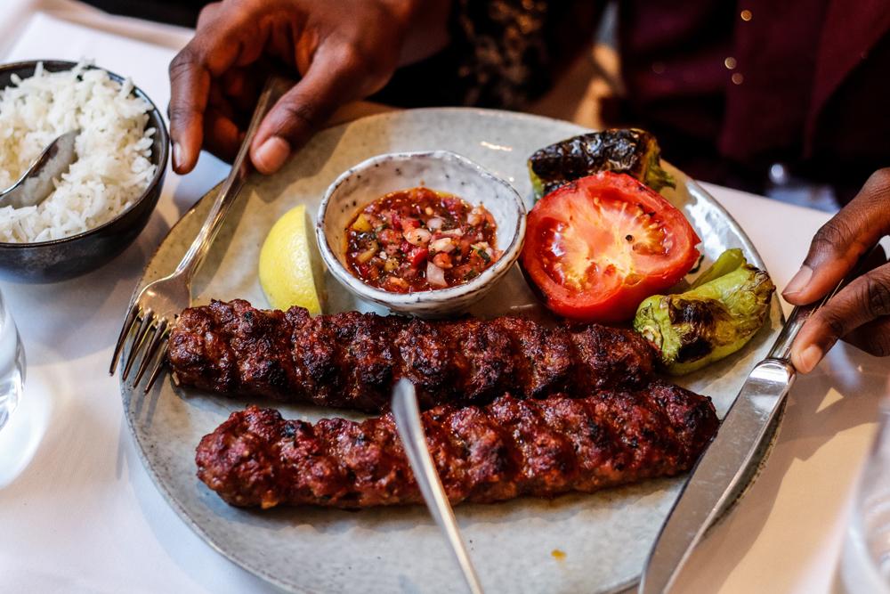 Makanan Turki mudah ditemui di Jerman