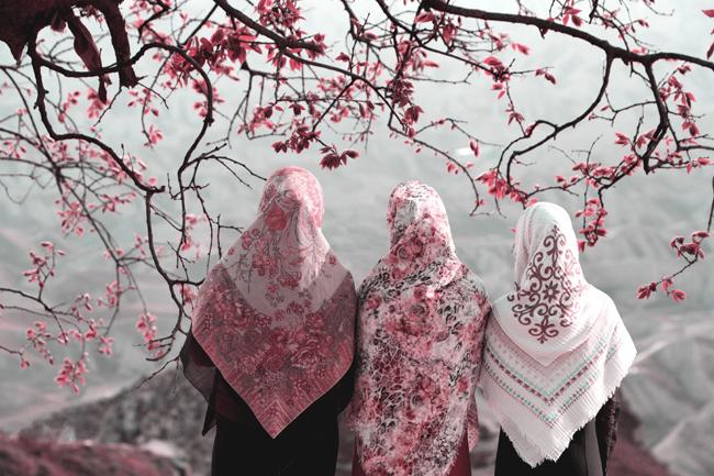 Hijab dan Cadar di Jerman